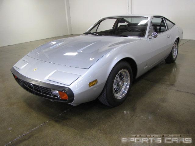 Ferrari 365 GTC/4 Registry Viewer