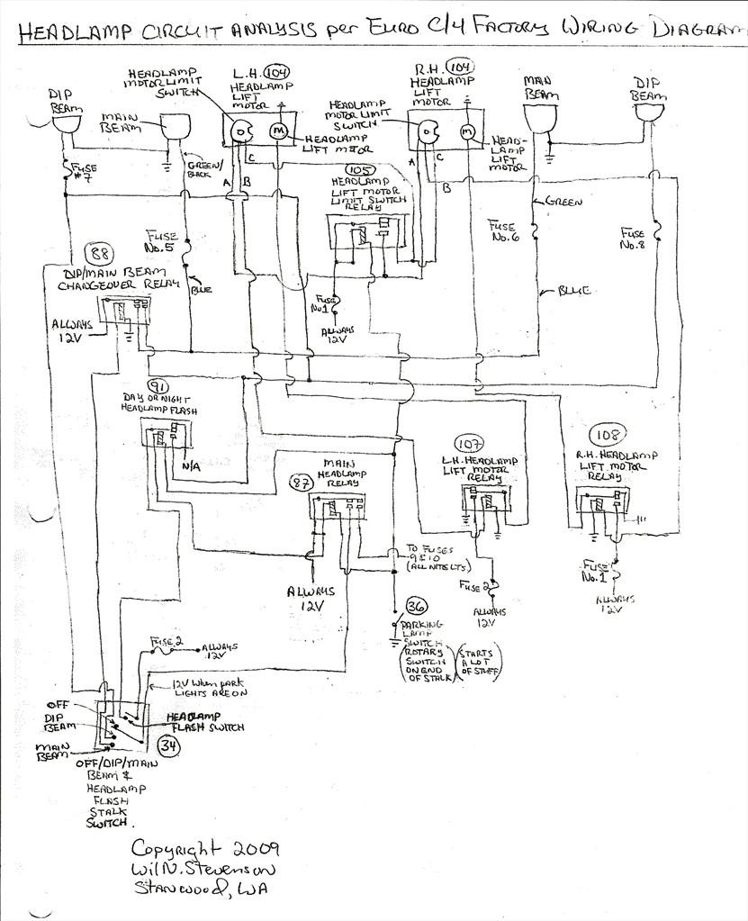 Nissan Patrol Alternator Wiring Diagram 7
