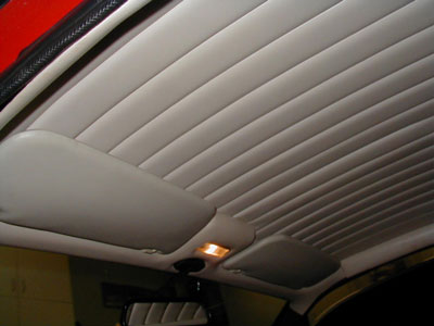 Headliner in s/n 15505